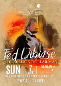 Guest Minister Ted DiBiase