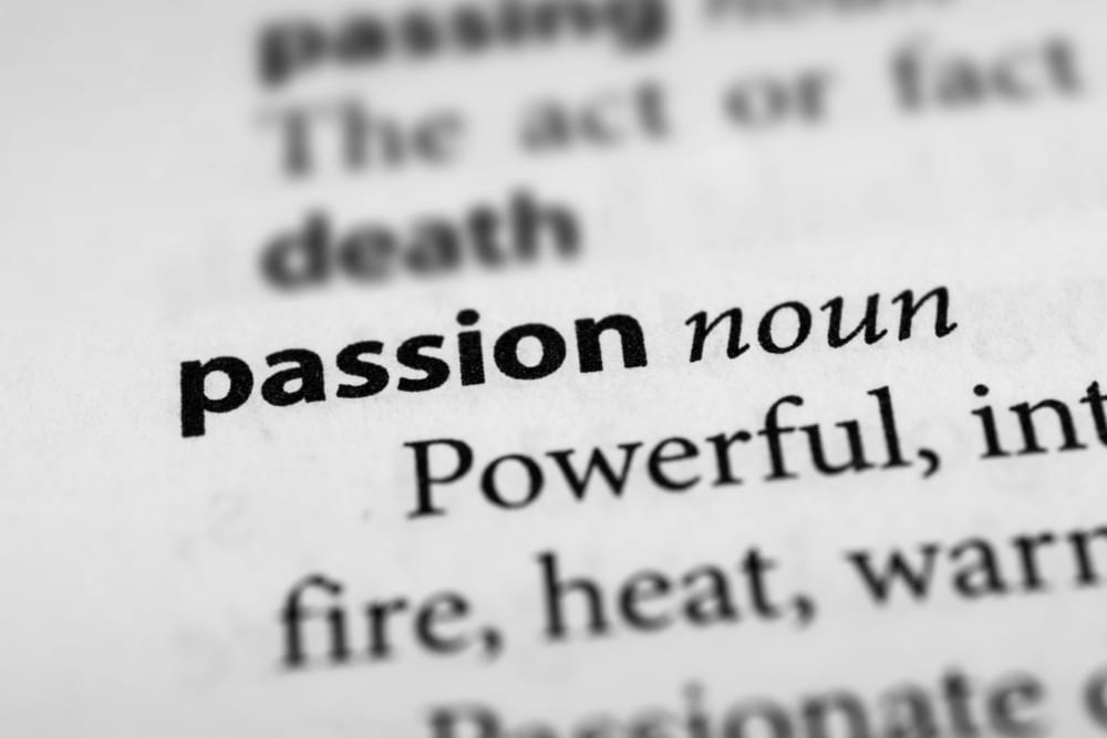 Passion Success Graphic