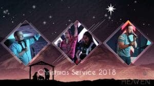 Celebrating Christmas Time at Sound of Heaven 9