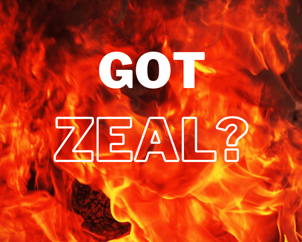 Zeal in the Bible