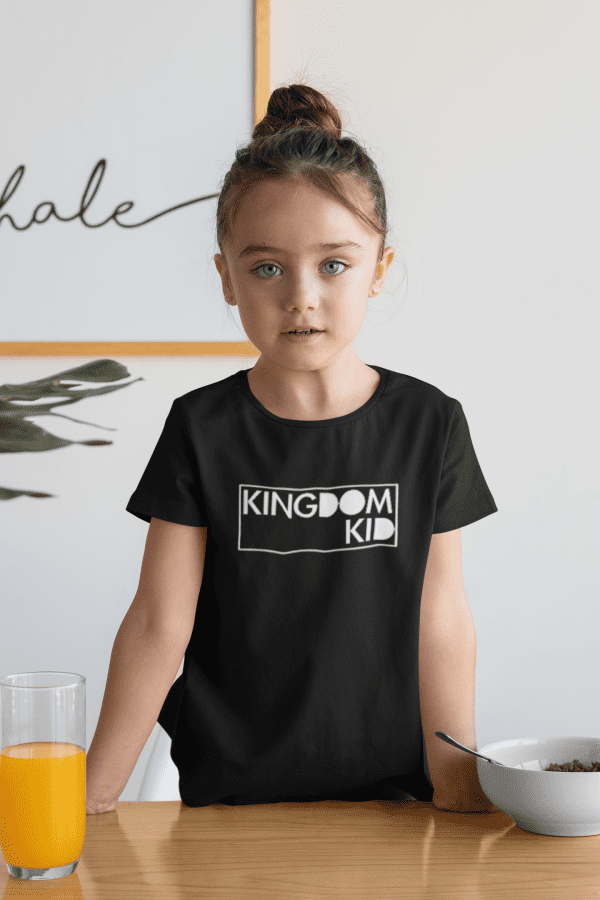Kingdom Kid Toddler Tee 1