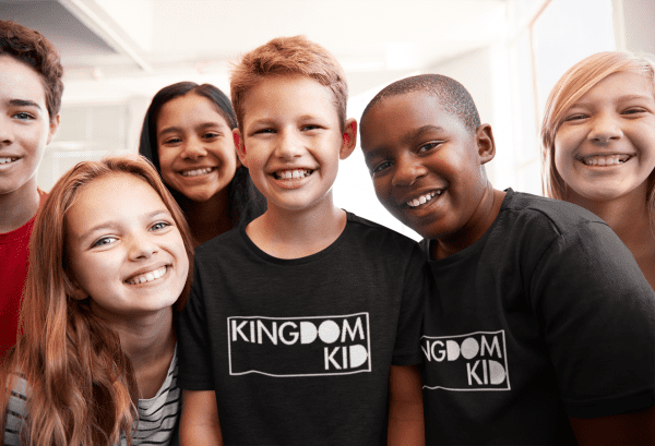 Kingdom Kid Youth Tee 1