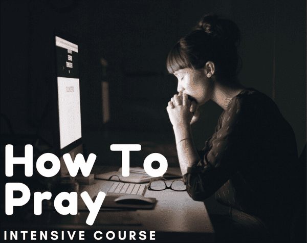 How to pray class