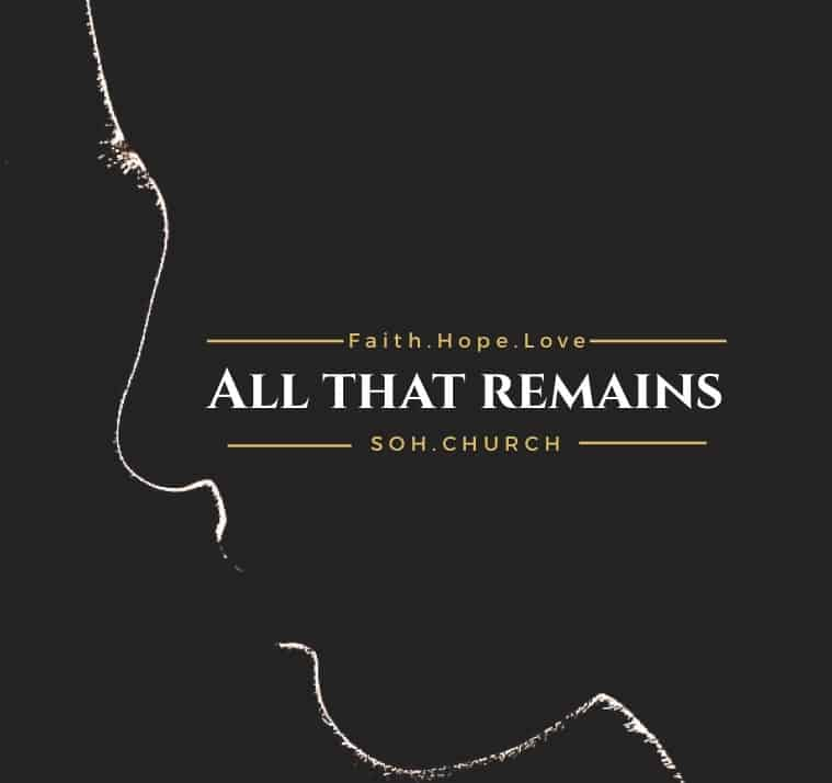 all that remains part 1