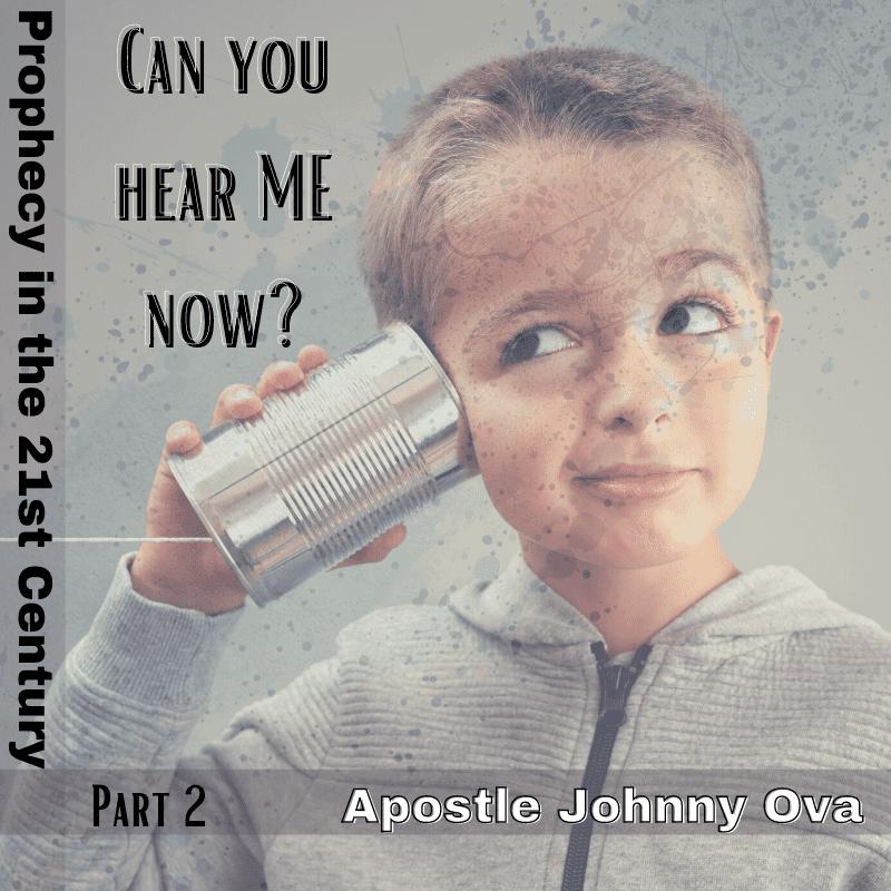 sermons on prophetic 2