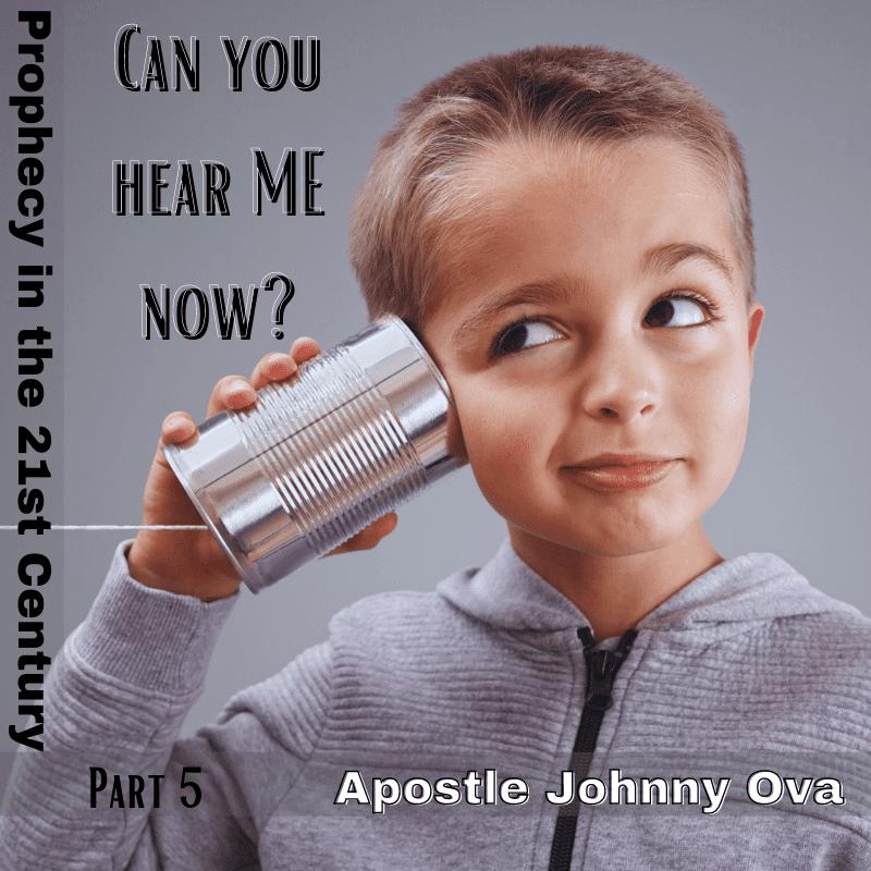 sermon on prophecy 5